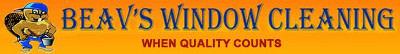 Beav's Window Cleaning - Seabreeze Publications preferred window cleaning service