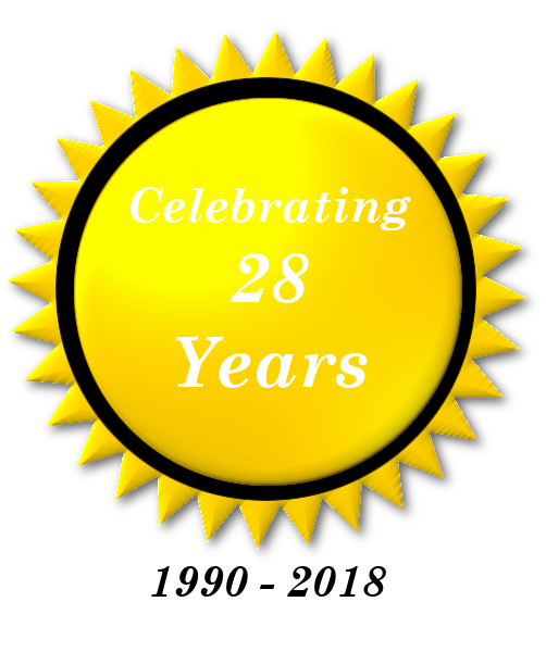 Seabreeze Publications has been doing business for 28 years.