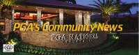 PGA Community News